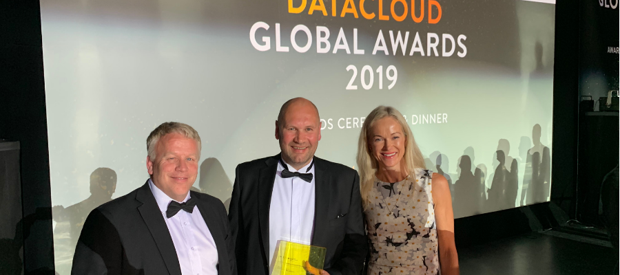 Datacloud Awards 2019