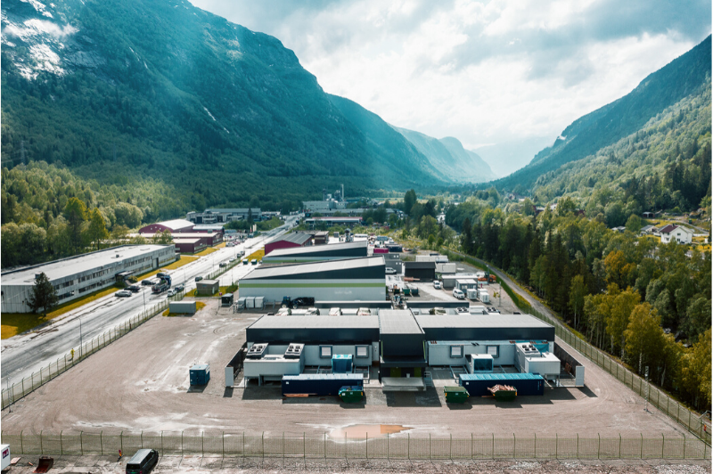Green Mountain Data Centre DC2-Telemark