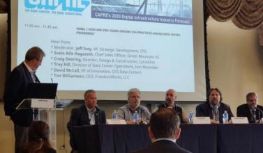 CAPRE Infrastructure Industry Forecast 2020 Panel