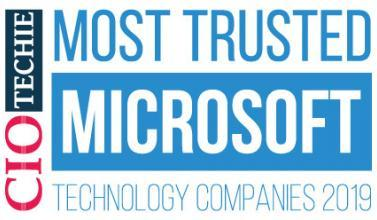 Most Trusted Microsoft Technology Comapnies 2019