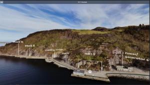 VR Data Center Tour DC1-Stavanger