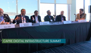 CAPRE Digital Infrastructure Summit 2020