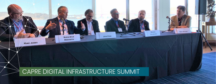 CAPRE Digital Infrastructure Summit 2020