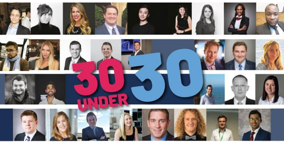 30 under 30 list by Data Economy 2020