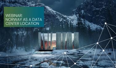 Webinar - Norway as a data center location