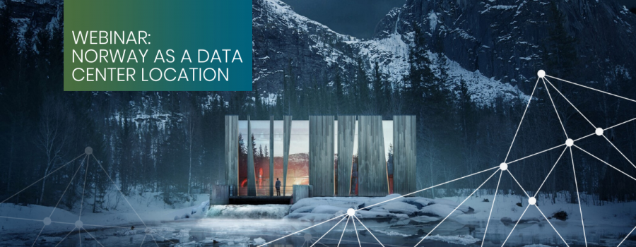 Webinar - Norway as a data center location