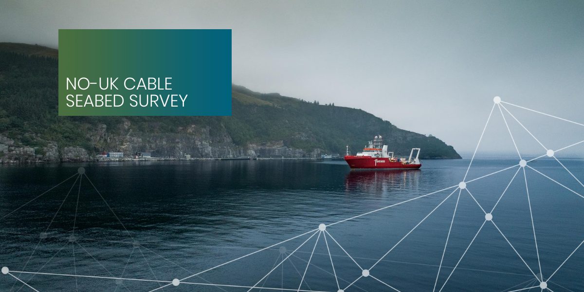 Press release header photo - NO-UK Cable Survey 2020