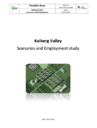 Kalberg Possibility Study by Green Mountain