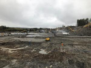 Building a data center - DC3-Oslo Ground Work