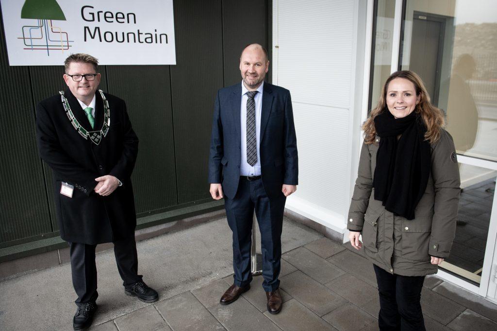 Green Mountain data center, Green Mountain opens new data center site outside Oslo