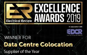 Electrical Review Excellence Award 2019