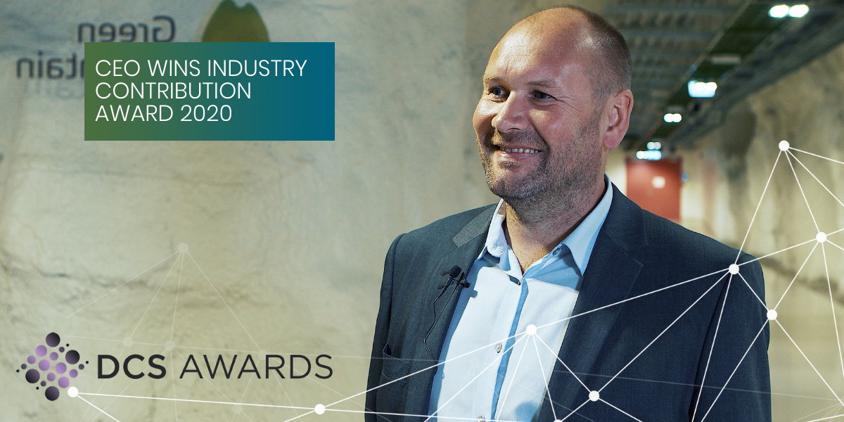 Industry Contribution Award 2020
