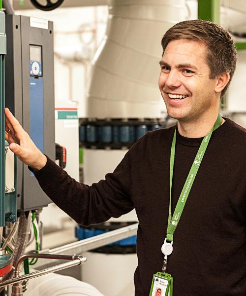 Bjarne Sørbø - DC Design & Operation Specialist at Green Mountain