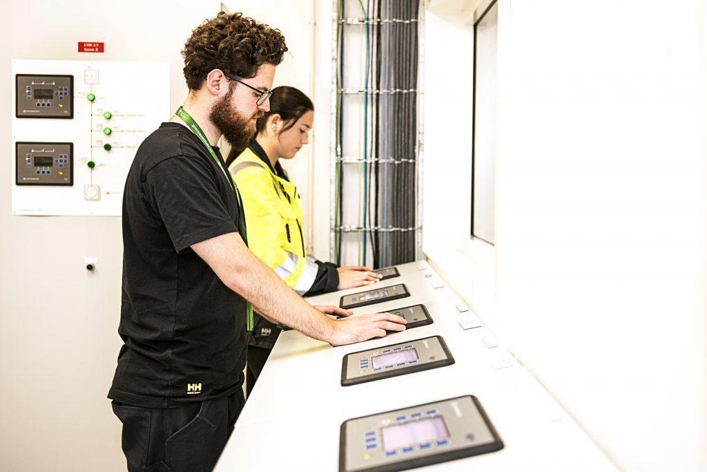 Data Center Platform - Monitoring the data center