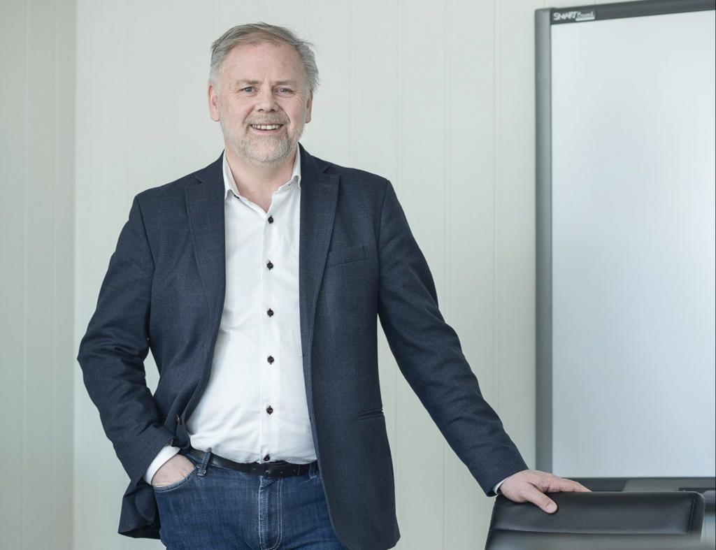 Jan Thore Johnsen from CHG-MERIDIAN - On-site erasure