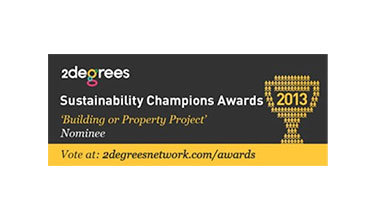Substainability Champions Awards 2013