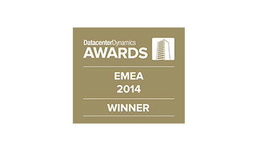 DatacenterDynamics Awards 2014