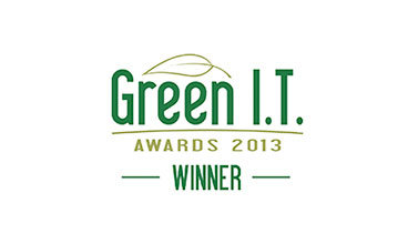 Green I.T Awards 2013